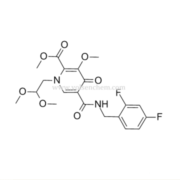 CAS 1616340-68-1,Methyl-5-(2,4-difluorobenzylcarbamoyl)-1-(2,2-dimethoxyethyl)-3-methoxy-4-oxo-1,4-dihydropyridine-2-carboxylate