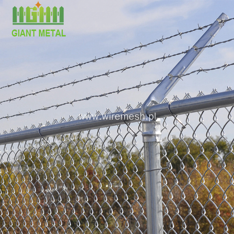 Chain Link Fence Electric Galvanized Wire