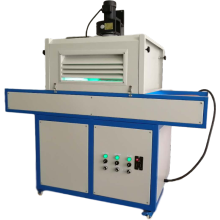 Industrial UV curing for drying machine