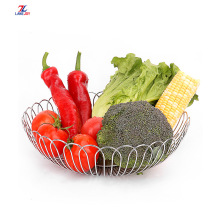 stainless steel wire fruit basket For dining room