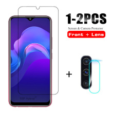 1-2pcs HD Camera Lens Protective glass & Screen Protector For Vivo Y12 Y17 Protective Glass For vivo y12 y17 y 12 17 Tempered Gl