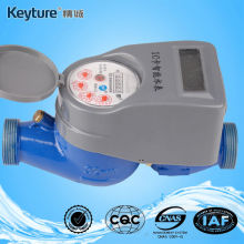 32mm Iron Body IC Card Cold Water Meter