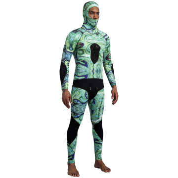 Seaskin Custom Cheap Color Spearfishing Wetsuit
