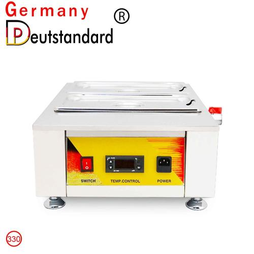 Best selling chocolate melting machine electric machine for sale