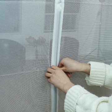 Door Mesh With Magnetic