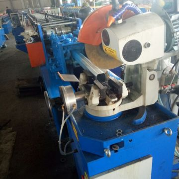 Downpipes cold roll forming machine