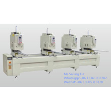 UPVC Window & Door Four-heads Seamless Welding Machine