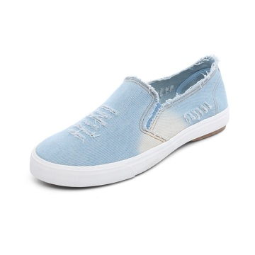 New Low-top Jean Canvas Shoes 2019