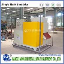 Single Shaft Industrial/Rotary Shredder