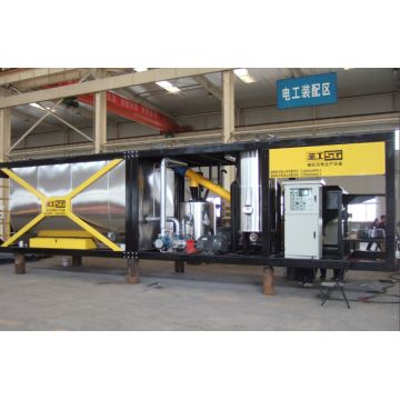 Big Productive Asphalt Produce Machine Rubber Bitumen Plant