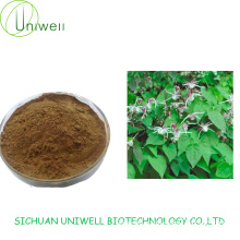 Epimedium Herb Extract Powder Icariin 10%-40%