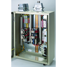 Crane Electrical Cabinet