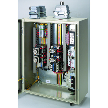 Crane Electrical Control Cabinet