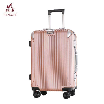 20-24 inch high quality double-wheel hard suitcase