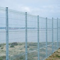new products powder coating roll top fence