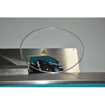 Warm edge spacer insulating glass aluminum spacer machine