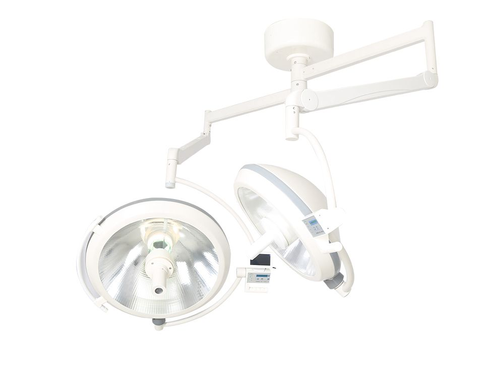 Hospital equipment double heads surgical led operating light