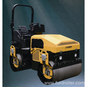 China Manufacture Factory Supplier 3000kg Used Soil Compactor Asphalt Road Roller FYL-1200