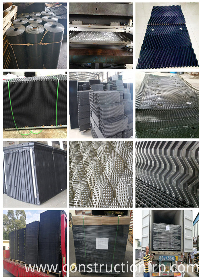 Wave Filler Cooling Tower Packing