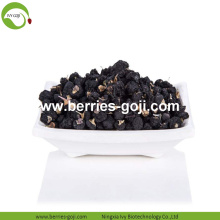 Factory Bulk Nutrition Healthy Black Dried Wolfberry