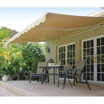 no diy manual retractable awning