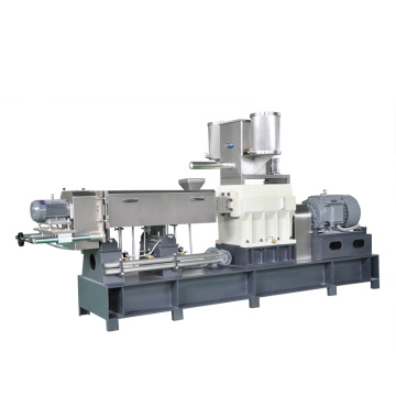 Double screw extruder machine price