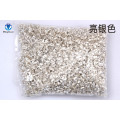 200pcs 6/8/10mm Gold Rhodium Color Pendant Clasp Bail Beads Charms Pendant Connector Accessories for Jewelry Making Finding DIY