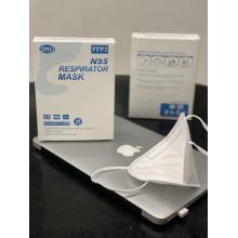 N95 Anti-Virus Mask Breathable  95% Filtration Mask