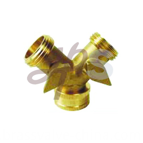 Brass Garden Hose Connector H727