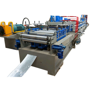 C Purlin And Track Cold Roll Forming Machine