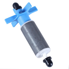 18.2*35mm Hard Ferrite Magnetic Rotor with Impeller