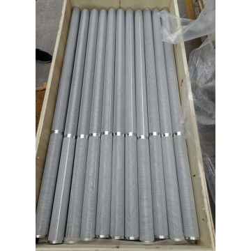 Sintered mesh filter/ stainless steel filter element