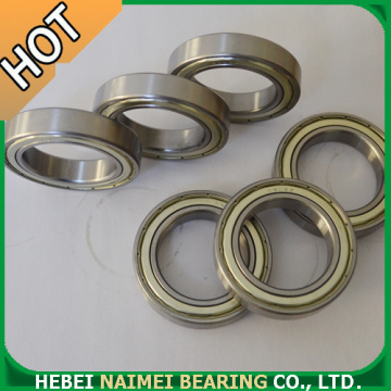 6801 Deep Groove Ball Bearing Well Sale 12*21*5mm