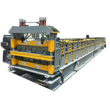 galvanized sheet metal manufacturing machine