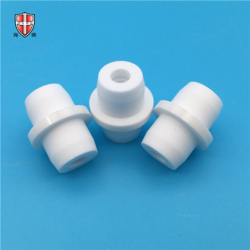 anodic zincous metallized 95 alumina ceramic insulating tube