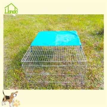 Hot - selling galvanized iron wire rabbit cage