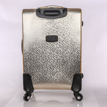 Smart custom made the best competitive PU luggage