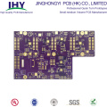 Custom PCB Prototyping Purple Solder Mask PCB Factory