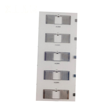 Retail Clothing Label RFID Tag With Monza 4D