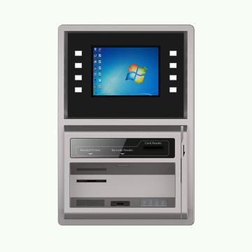 Wall Mount Enquiry Banking Kiosk