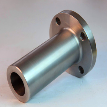 Long welding neck flanged