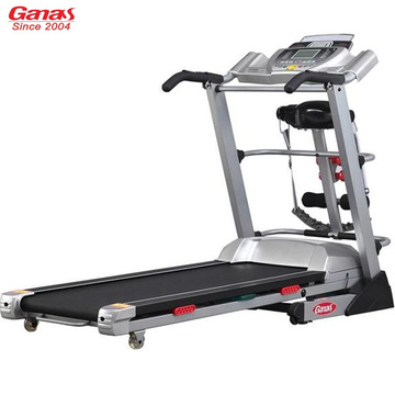 Professional Semi Commercial Motorized Treadmill