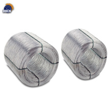 zinc coated galvanized wire