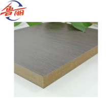 First-class grade 1220*2440mm melamine MDF board
