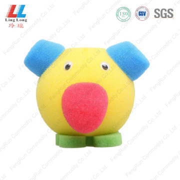 Comely united style smooth bath sponge