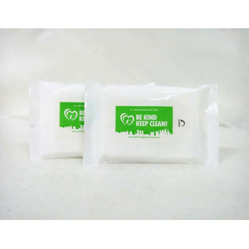 Disposable Freshing Wet Wipes Natural Cleaning Products