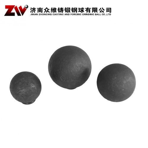 Forged steel ball of 45# 60m