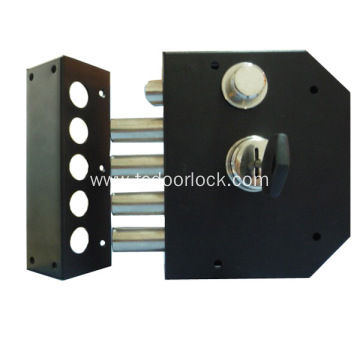 high quality rim lock rim door lock security rim lock 1710