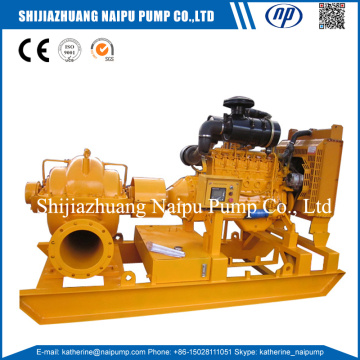 Naipu Double Entry Fire-fighting Centrifugal Water Pump