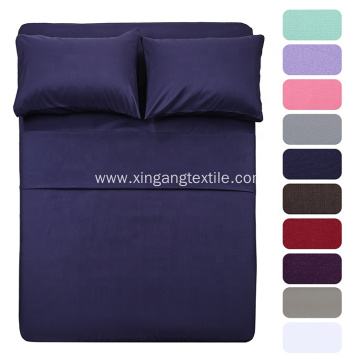 90gsm Microfiber Sheet Set 4pcs